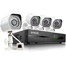 Zmodo 4 Channel All in One