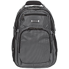 Kenneth Cole Reaction Nylon Backpack With