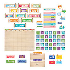 Creative Teaching Press Bulletin Board Calendar