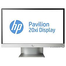HP Pavilion 20xi 20 LED LCD