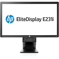 HP Business E231i 23 LED LCD