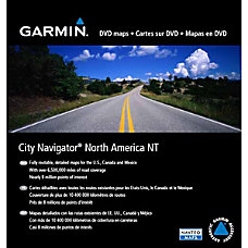 Garmin City Navigator North America Land
