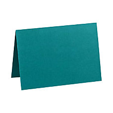 LUX Folded Cards A9 5 12