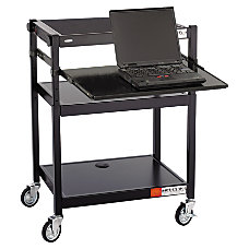 Safco Steel Projector Cart 36 H