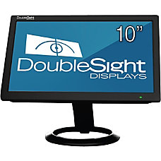 DoubleSight Displays 10 USB LCD Monitor