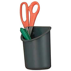 OIC Verticalmate Pencil Cup Gray