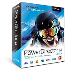 CyberLink PowerDirector 14 Ultra Download Version