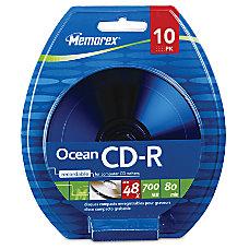 Memorex Cool Color Designer CD R