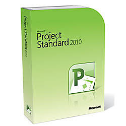 microsoft project 2010 traditional disc by office depot
