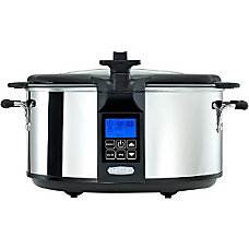 Bella Portable 65 QT Slow Cooker
