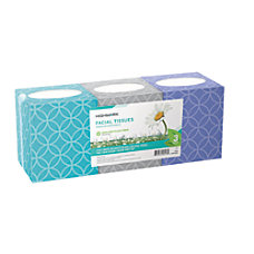 Highmark 100percent Recycled 2 Ply Facial
