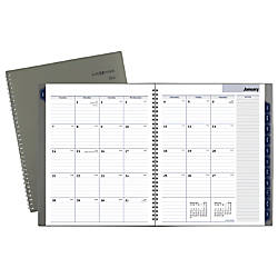 AT A GLANCE DayMinder Monthly Planner