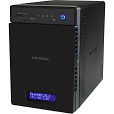 Netgear ReadyNAS 314 4 Bay 4x1TB