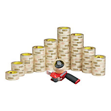 Scotch 3750 Commercial Performance Packaging Tape