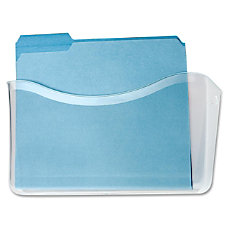 Rubbermaid Single Pocket Wall File 1