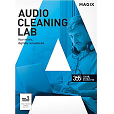 MAGIX Audio Cleaning Lab Download Version