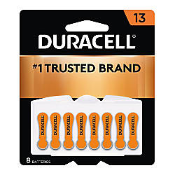Duracell Easy Tab Zinc Air Hearing