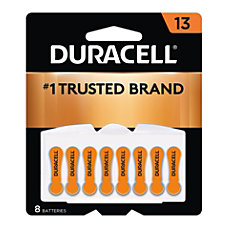 Duracell Easy Tab Zinc Air Hearing