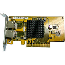 QNAP 10Gigabit Ethernet Card