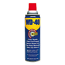 WD 40 Multipurpose Spray 16 Oz