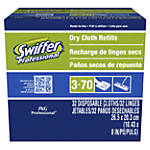 Swiffer Dry Refills Unscented Pack Of