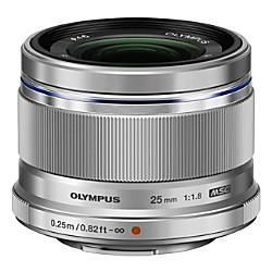 Olympus 25 mm f18 Fixed Focal