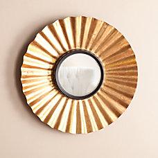 Southern Enterprises Kalera Circular Decorative Mirror