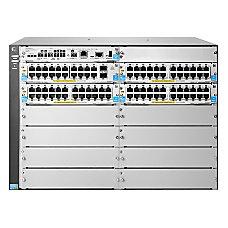 HP 5412R 92G PoE4SFP No PSU