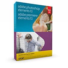 Adobe Photoshop Elements 13 Premiere Elements