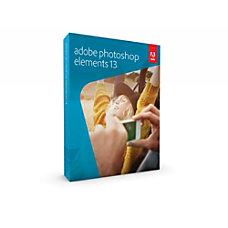 Adobe Photoshop Elements 13 WindowsMac Download