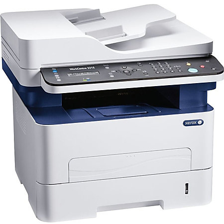 how to connect xerox printer to wireless network