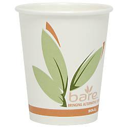 Solo Bare Hot Cups 10 Oz
