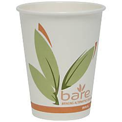 Solo Bare Hot Cups 12 Oz