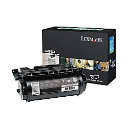 Lexmark 64404XA Extra High Yield Return