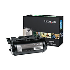 Lexmark 64404XA Extra High Yield Return