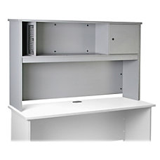 Lorell Modular Group Workstation Hutch 36