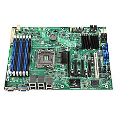 Intel S1400FP4 Server Motherboard Intel Chipset