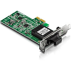 TRENDnet TE100 ECFXL Fast Ethernet Card