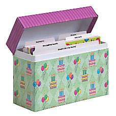 Eureka Teacher Kit Birthday Box