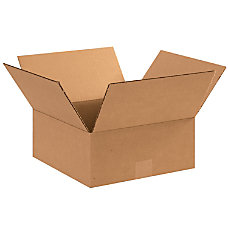 Office Depot Brand Flat Boxes 12