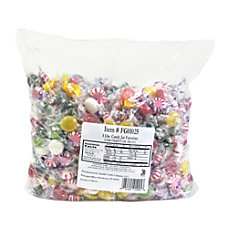 Quality Candy Jar Assortment 5 Lb