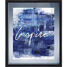 PTM Images Framed Art Inspire 29