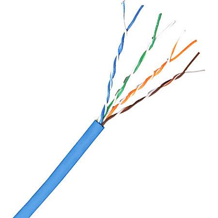 comprehensive cat 5e 350 mhz stranded blue bulk cable