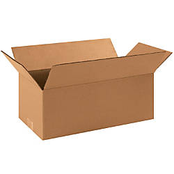 Office Depot Brand Long Boxes 16