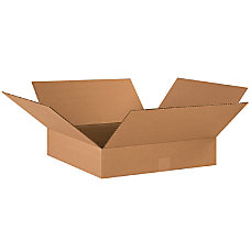 Office Depot Brand Flat Boxes 18