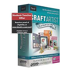 CraftArtist Platinum Student Teacher Edition Traditional