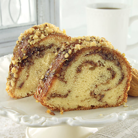 Sandys Sour Cream Coffee Cake