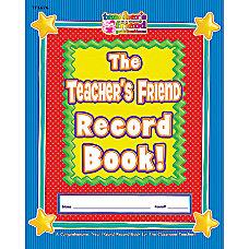 Scholastic Record Books 8 12 x