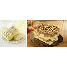 Sweet Street Dessert Crumb Cake Variety