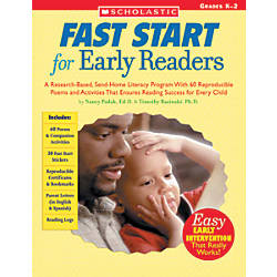 Scholastic Fast Start Early Readers